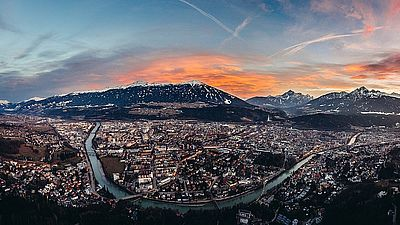 Janick Entremont, Panorama of Innsbruck