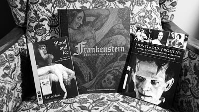 Books on Frankenstein